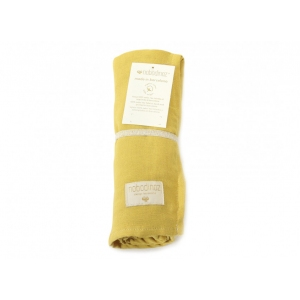 Butterfly Swaddle Farniente Yellow van Nobodinoz