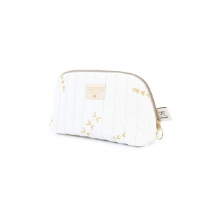Holiday Vanity Case New Elements Gold Secrets White van Nobodinoz