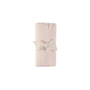 Melody Newborn Cradle Fitted Sheet Dream Pink van Nobodinoz
