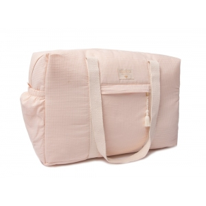 Opera Waterproof Maternity Bag Dream Pink van Nobodinoz