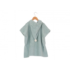 So Cute Poncho Green van Nobodinoz