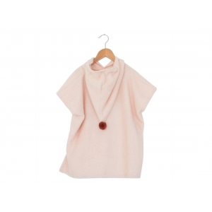 So Cute Poncho Pink van Nobodinoz