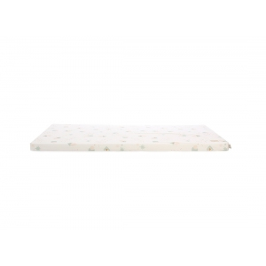 St Barth Mattress New Elements Aqua Eclipse White van Nobodinoz