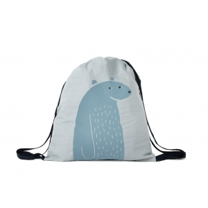 Waterproof Backpack Bear Jon van Nobodinoz
