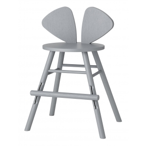 Mouse Chair Junior Grey van Nofred