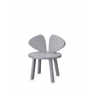 Stoel Mouse Chair Grey van Nofred