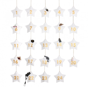 Advent Calendar Star Mix Boy van Numero 74