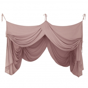 Bed Drape Dusty Pink van Numero 74