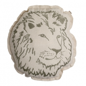 Cushion lion van Numero 74