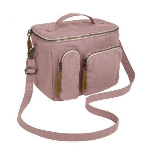 Picnic & Lunch Bag Dusty Pink van Numero 74