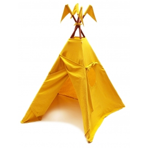 Tipi Tent Sunflower Yellow van Numero 74