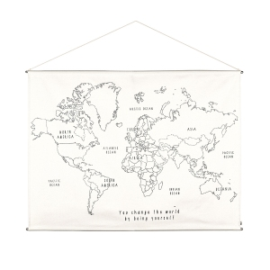 World Map Poster Kit  van Numero 74