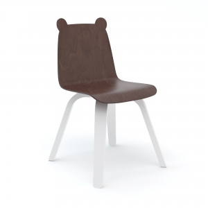 Play Chair Bear Walnoot (Set Of 2) van Oeuf Nyc