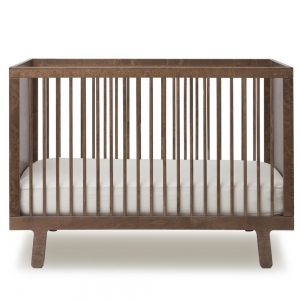 Sparrow Crib Walnoot van Oeuf Nyc