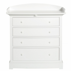 Seaside Dresser With Curved Front  van Oliver Furniture