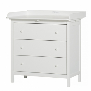 Seaside Nursery Dresser van Oliver Furniture