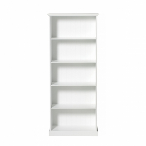 Seaside Shelving Unit High White van Oliver Furniture