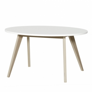 Tafel Pingpong Table White-Oak van Oliver Furniture