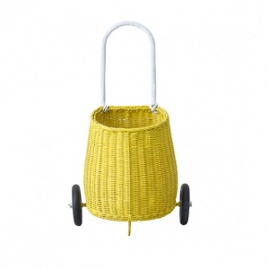 Luggy Basket Yellow van Olli Ella
