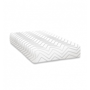Baby Fitted Sheet Zig Zag van Ooh Noo
