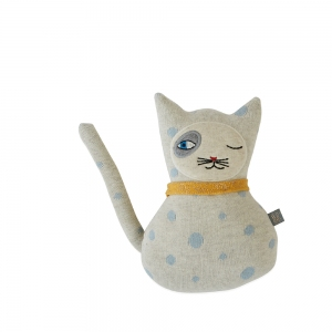 Darling - Baby Benny Cat Cushion  van Oyoy
