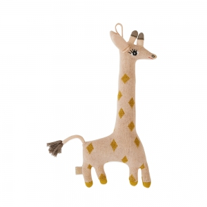 Darling - Baby Guggi Giraffe Cushion van Oyoy