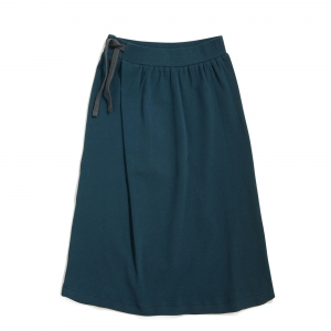 Long Skirt Deep Teal van Phil & Phae