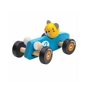 Cheeta Racing Car  van Plan Toys