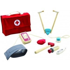 Doctor Set van Plan Toys