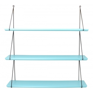 Shelve Babou 3 Aqua Blue van Rose In April