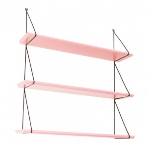 Shelve Babou 3 Salmon Pink van Rose In April