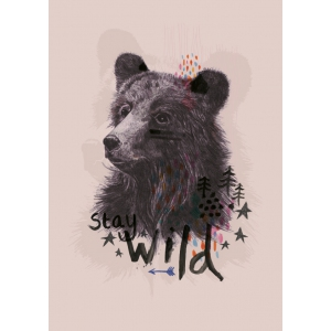 Stay Wild van Rosie Harbottle