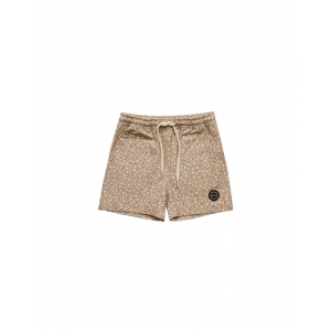 Dotty Swim Boardshort Almond van Rylee & Cru