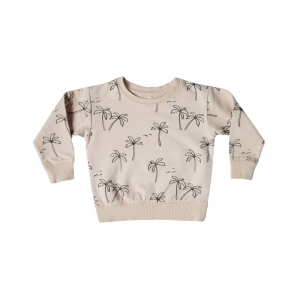 Sweatshirt Palm Trees van Rylee & Cru
