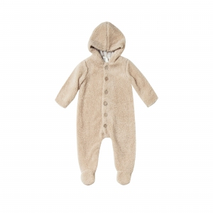 Teddy Jumpsuit Wheat van Rylee & Cru