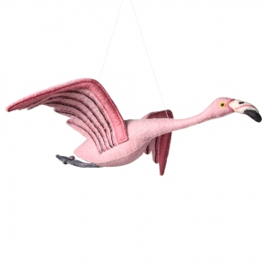 Flamingo Mobile van Sew Heart Felt
