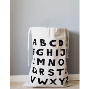 Fabric Bag Abc van Tellkiddo