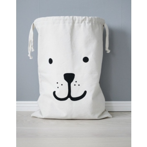 Fabric Bag Bear van Tellkiddo