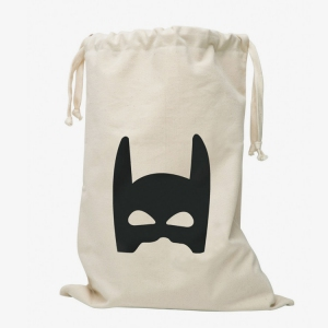 Fabric Bag Superhero van Tellkiddo