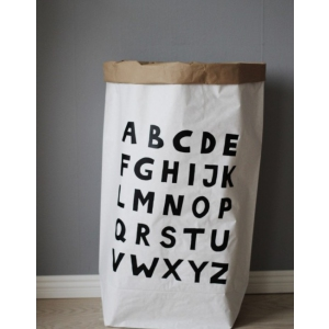 Paper Bag Abc van Tellkiddo