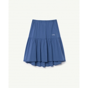 Bird Kids Skirt Blue White Tao van The Animals Observatory