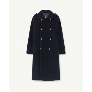 Jaguar Kids Coat Navy Blue van The Animals Observatory