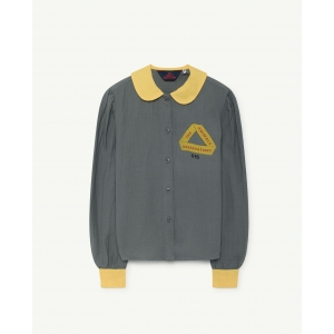 Kangaroo Kids Shirt Grey Triangle van The Animals Observatory