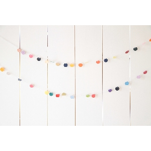 Confettis Multicolor van The Fabulous Garlands