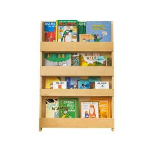 Boekenkast Naturel Tidy Books van Tidybooks