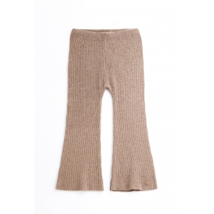 Knitted Flare Pants van Tocoto Vintage