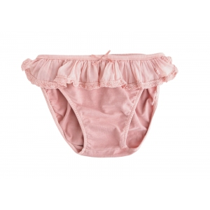 Swimwear Coulotte Pink  van Tocoto Vintage