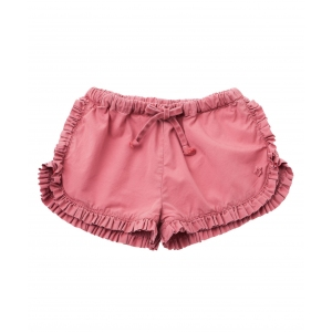 Twill Shorts With Frills van Tocoto Vintage