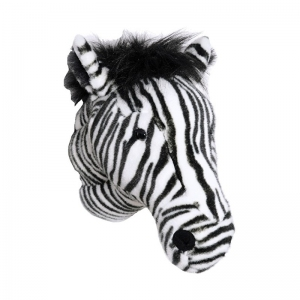Dierenkop Zebra Daniel  van Wild And Soft